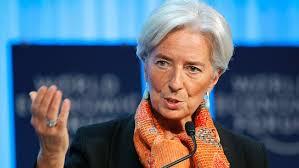 Lagarde: Fed ve Çin küresel ekonomiyi test ediyor