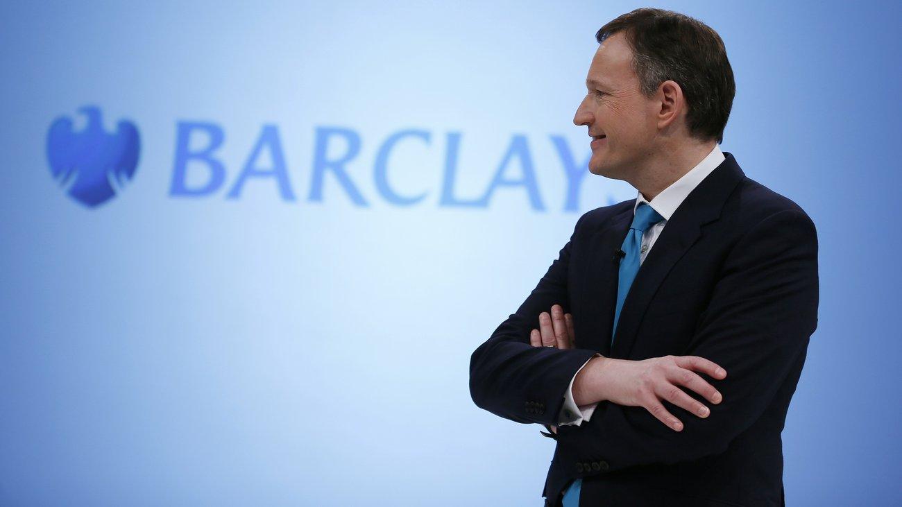 Barclays'in CEO'su görevinden alındı