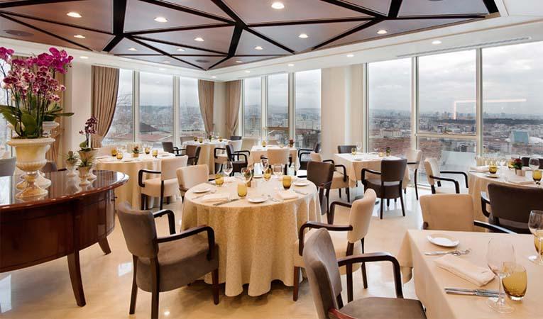 Safranhan Brasserie Açıldı