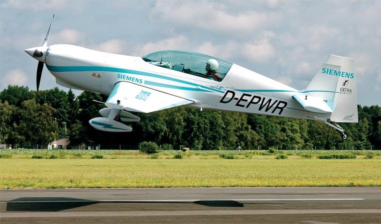 Elektrikli uçuş havalanıyor