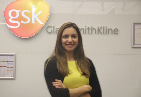GSK Türkiye'den yeni atama!