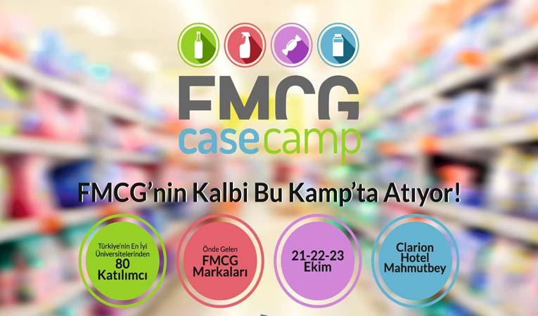 FMCG Case Camp, 21-23 Ekim'de