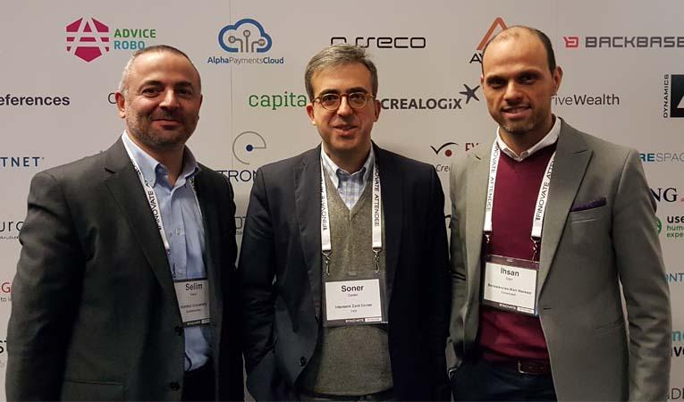 FinTech İstanbul, Londra'ya çıkarma yaptı