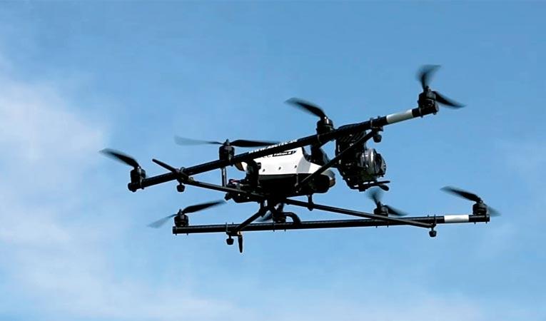 Her şeyi yapan Drone'lar