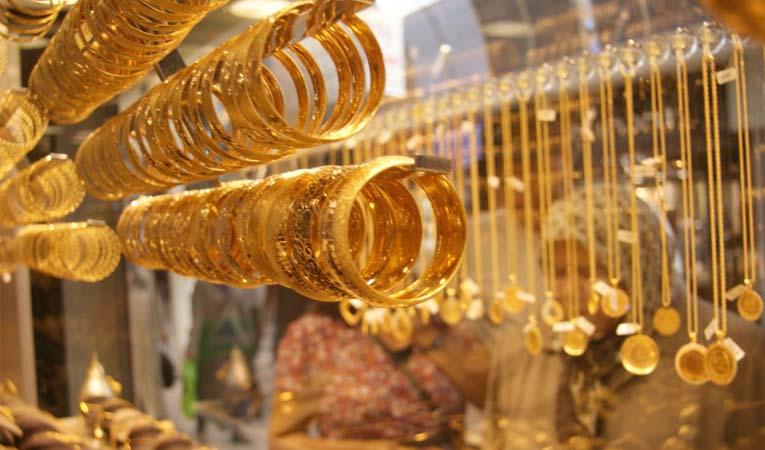 Altının fiyatı 4 ayın en düşüğünde