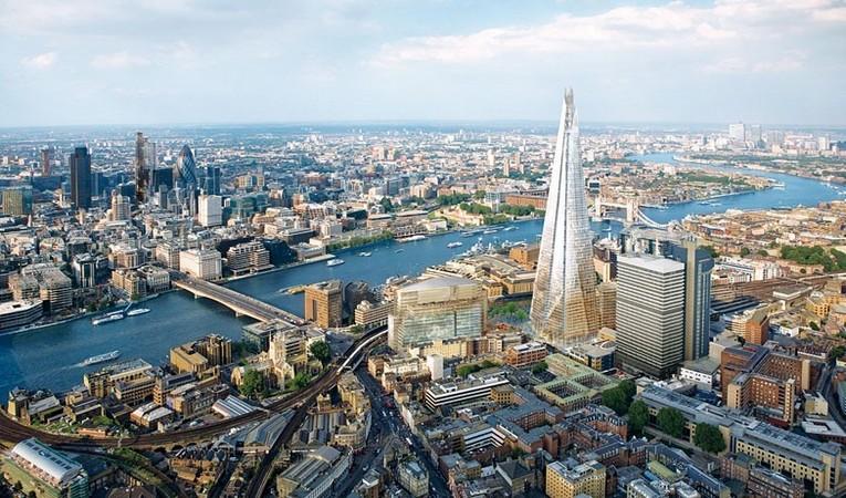Londra'da bir ilk!