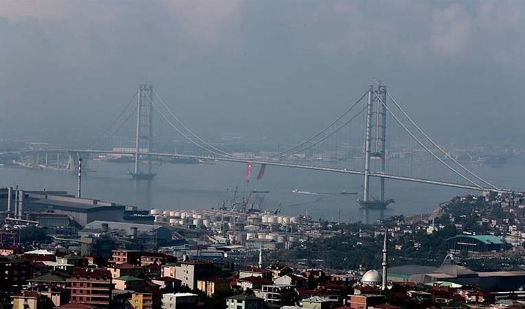 Osmangazi Köprüsü artık ücretli