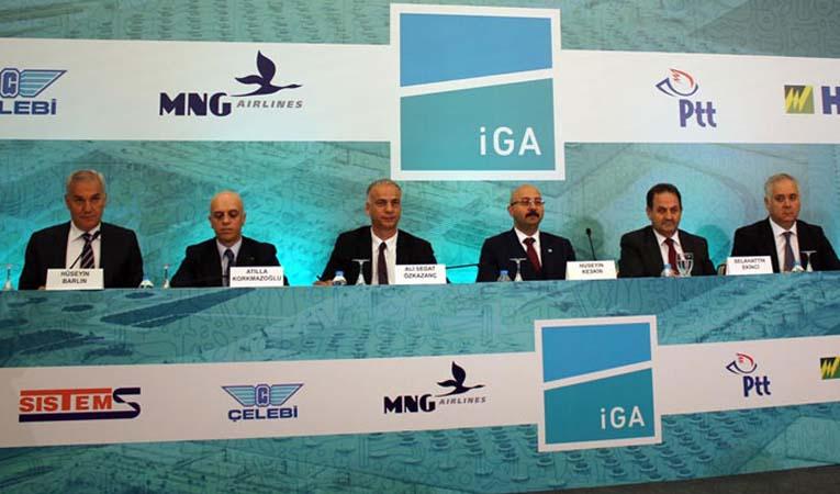 İstanbul hava kargoda Hong Kong'u geçecek