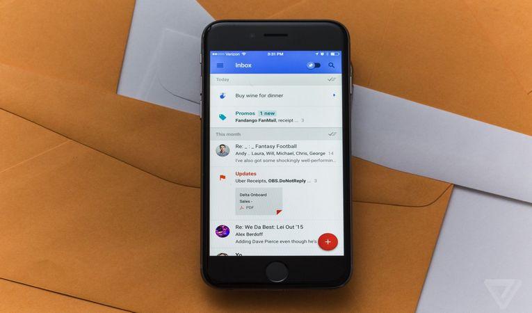 7 maddede Gmail'i tarihe karıştıracak olan Inbox