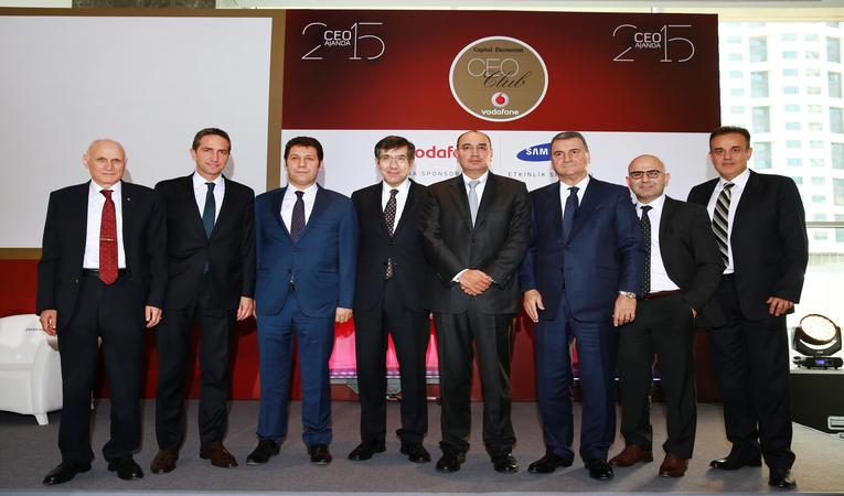CEO'LAR 2015 HEDEFLERİNİ CEO CLUP'DA AÇIKLADI