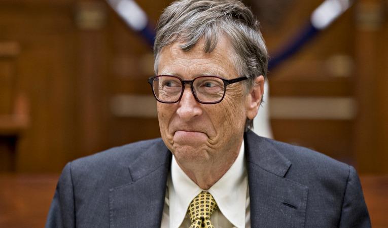 Ateş: Bill Gates'i ikna ettik!