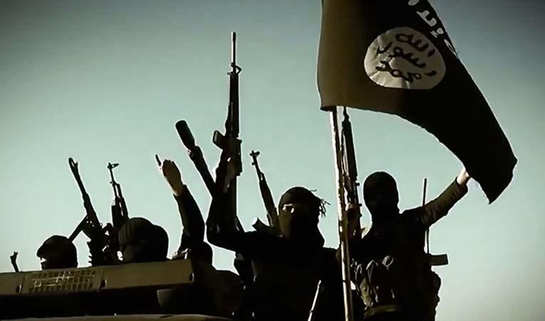 ABD UÇAKLARI, IŞİD'İN KASASINI VURDU