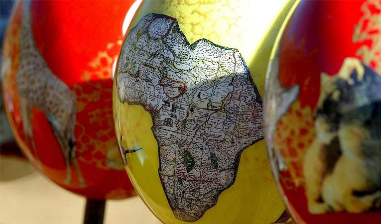 Patronların gözdesi 10 Afrika pazarı