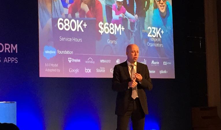 Salesforce yeni ürünlerini tanıttı!