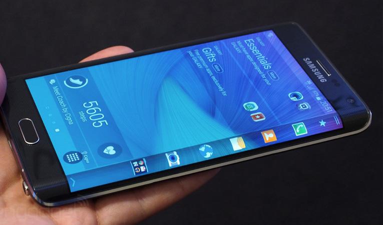 Samsung Galaxy Edge satışta!