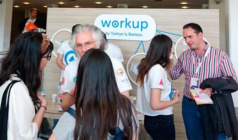 WORKUP girişimlerin büyümesine destek olacak