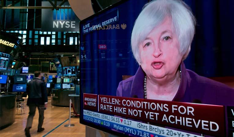 Piyasaların gözü kulağı Yellen'da