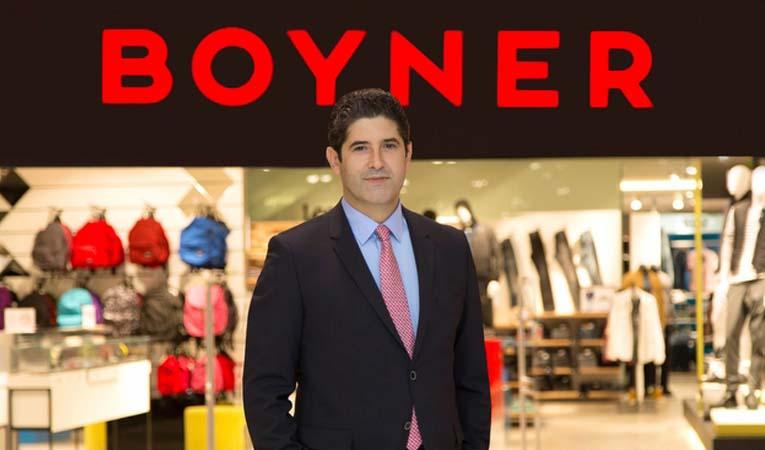 Boyner Büyük Mağazacılık'a yeni genel müdür