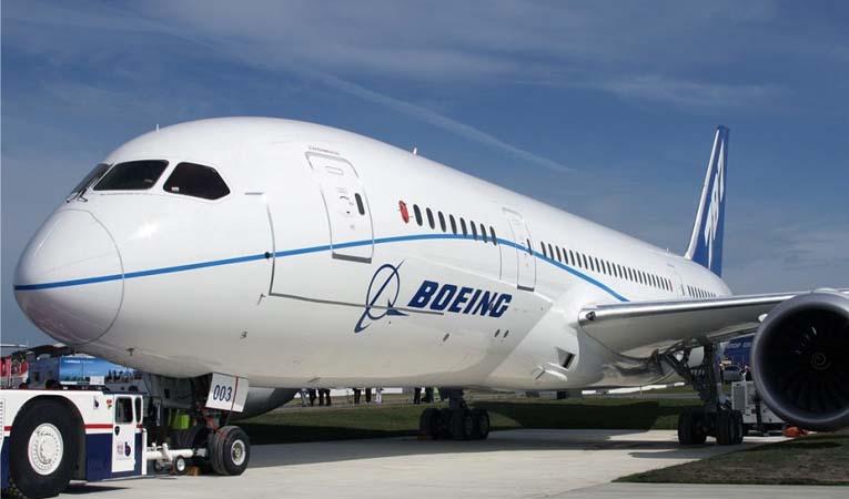 Boeing, Çin'e uçak fabrikası kuracak