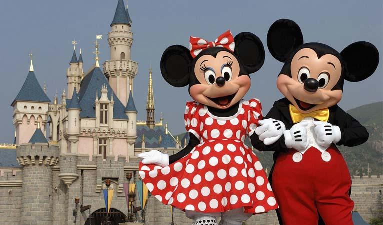 Mickey Mouse'a siber şantaj