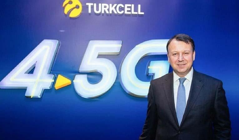 Turkcell'de üst düzey ayrılık