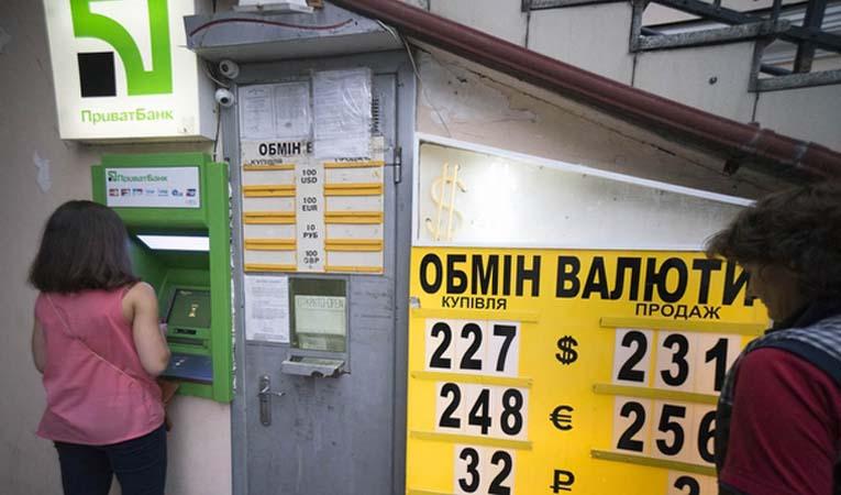 Ukrayna'nın en büyük bankası iflas etti