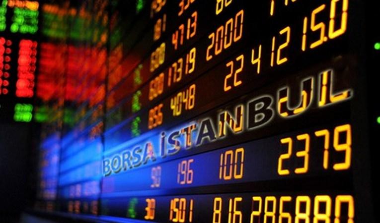 Borsa hafif artıda!
