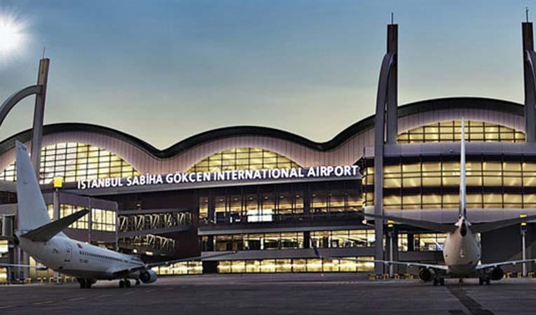 Sabiha Gökçen Havalimanı'nda yönetim değişikliği