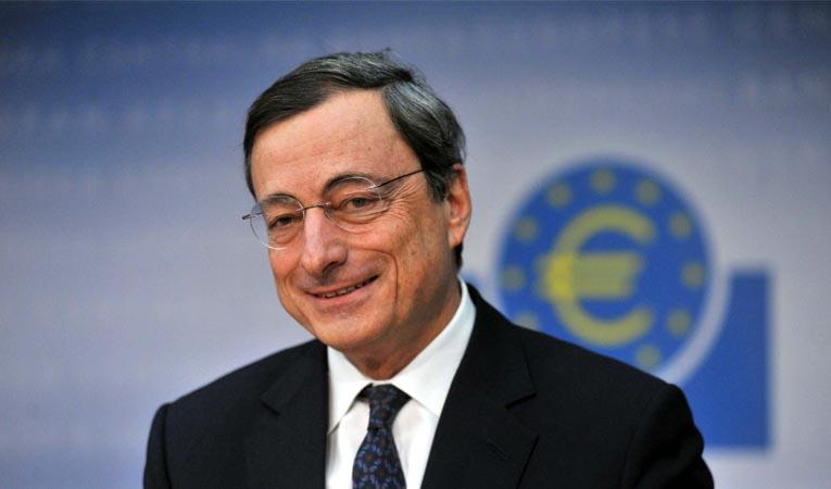 Draghi'den düşük faiz mesajı