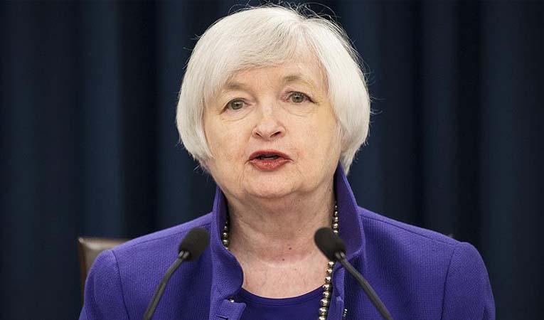 """""""ABD ekonomisi gayet makul hızda ilerliyor"""""""