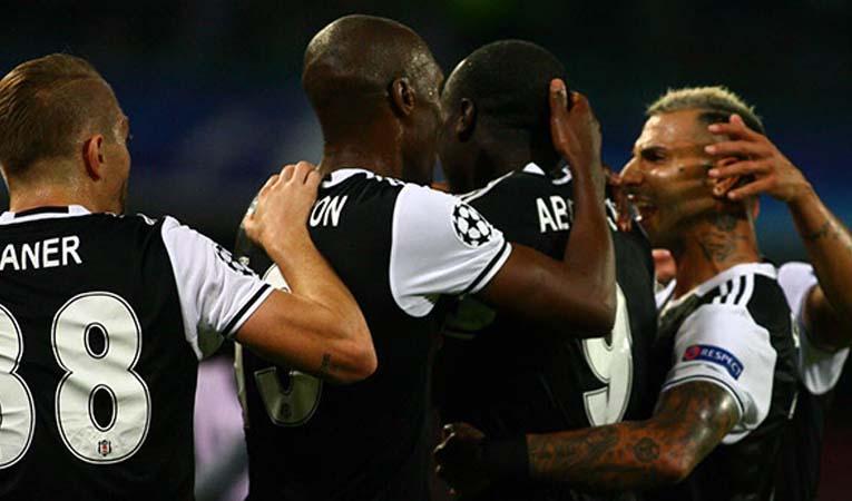 "Beşiktaş hisselerine ""Napoli"" dopingi"