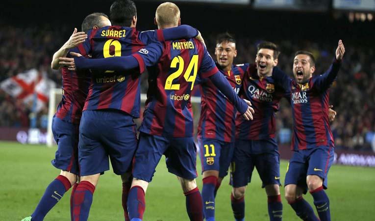 Hangi Türk şirket Barcelona'ya sponsor oldu?