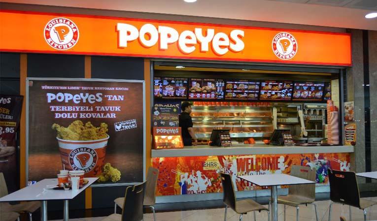 Popeyes 1,8 milyar dolara satılıyor