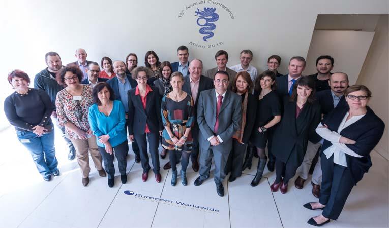 İletişimciler Eurocom Worldwide'da buluştu