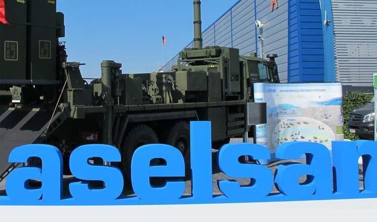 ASELSAN'dan 200 milyon dolarlık sözleşme