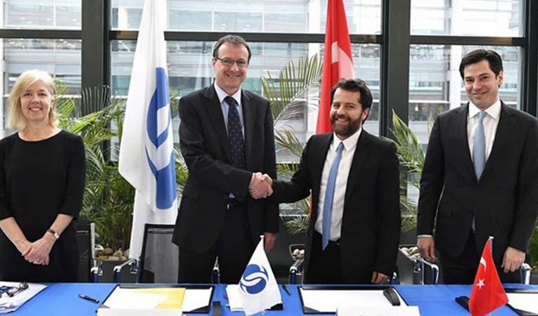 EBRD, Nef ile ortak şirket kurdu