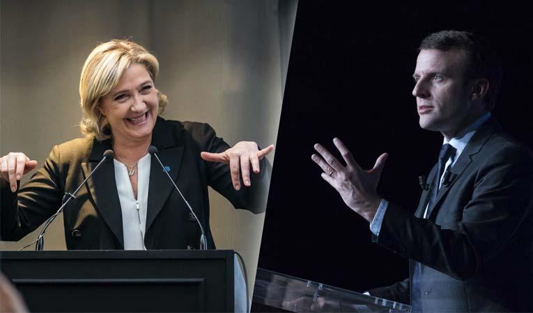Dolar ve Euro'da Fransa etkisi