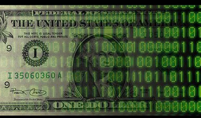 Dijital para geliyor