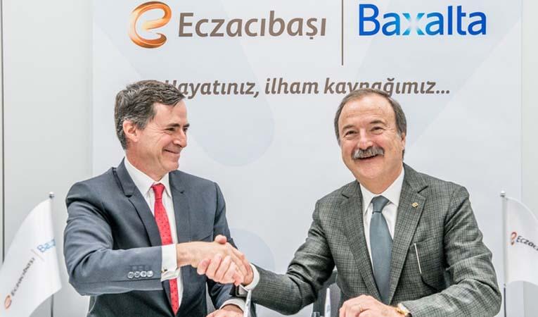 Baxalta'nın Türkiye ortağı Eczacıbaşı oldu