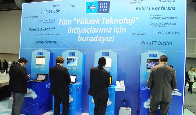 Türk Telekom'un net karı yüzde 84 düştü