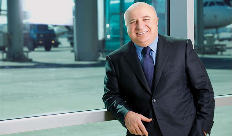 TAV CEO'su Şener: İran iyi bir pazar olacak