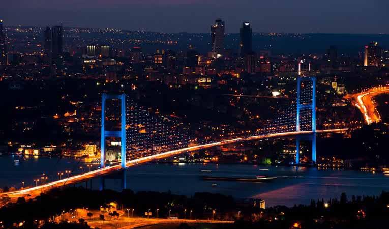 İstanbul'un arsa değeri 2 trilyon $