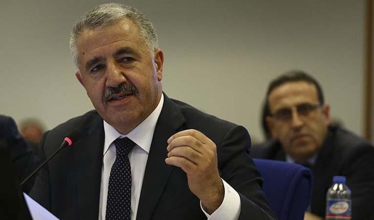 Bakan Arslan'dan 'Kanal İstanbul' açıklaması