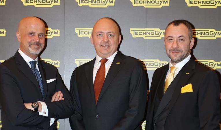 Technogym, Türkiye'de Arkas ile ortak oldu