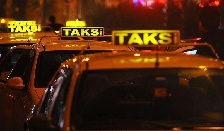Taksilerde indi-bindi dönemi