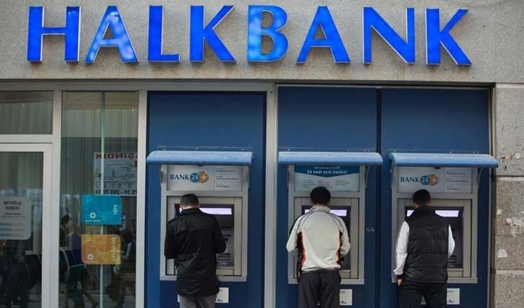 Halkbank hisselerinde sert düşüş