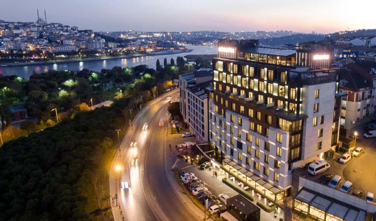 Haliç'in turizm potansiyeli artıyor