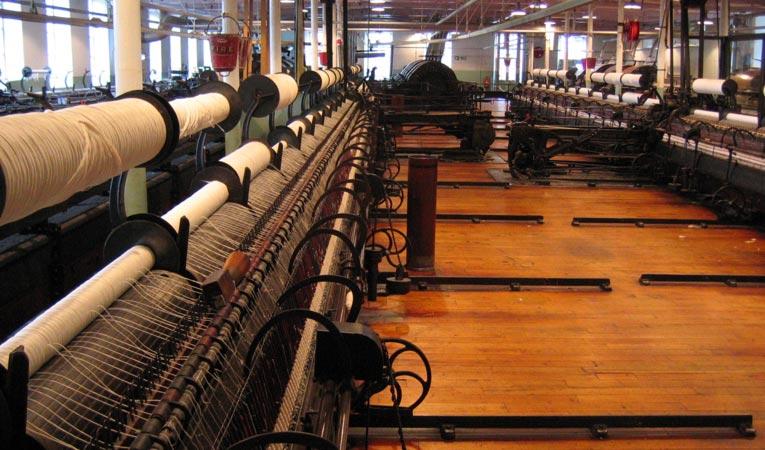 Tekstilcinin yeni hayatı