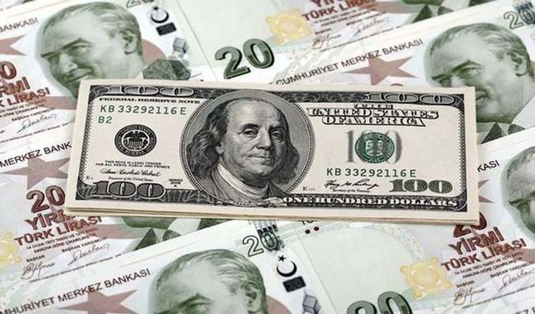 Dolar/TL'de 'enflasyon' rekoru