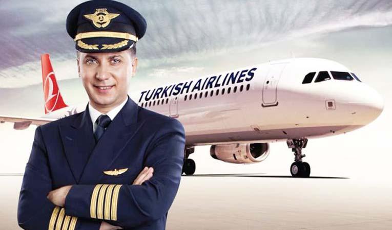 Türk Hava Yolları pilot arıyor